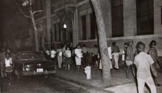 C-29 (Photograph taken outside 4th Precinct) copy