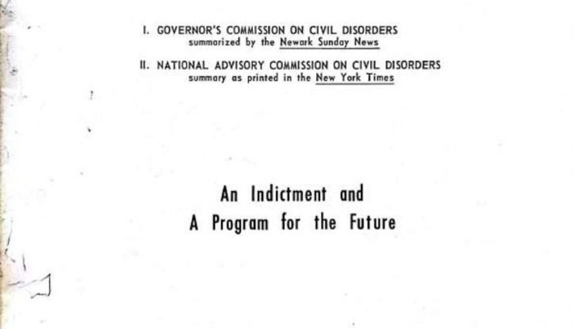 thumbnail of Civil Disorders USA- Reports and Recommendations (Excerpt on Governor's Select Commission on Civil Disorders)-ilovepdf-compressed