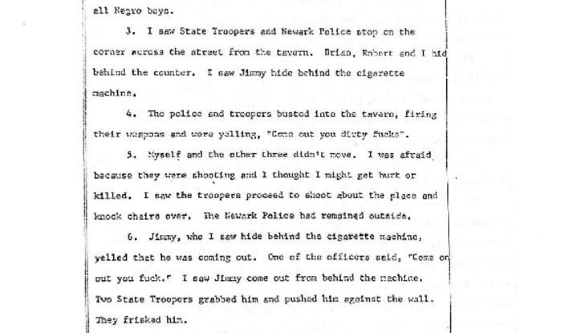 thumbnail of Dennis Hughes Deposition on James Rutledge