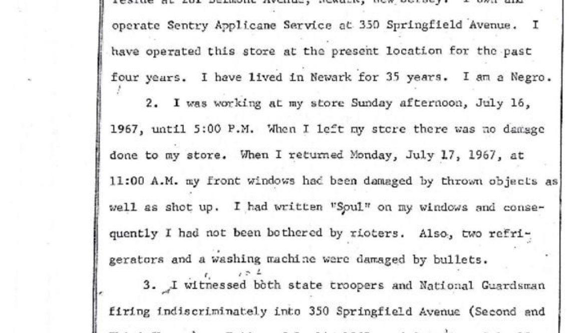 thumbnail of Deposition of Jake Sessoms on Damage to Black Businesses