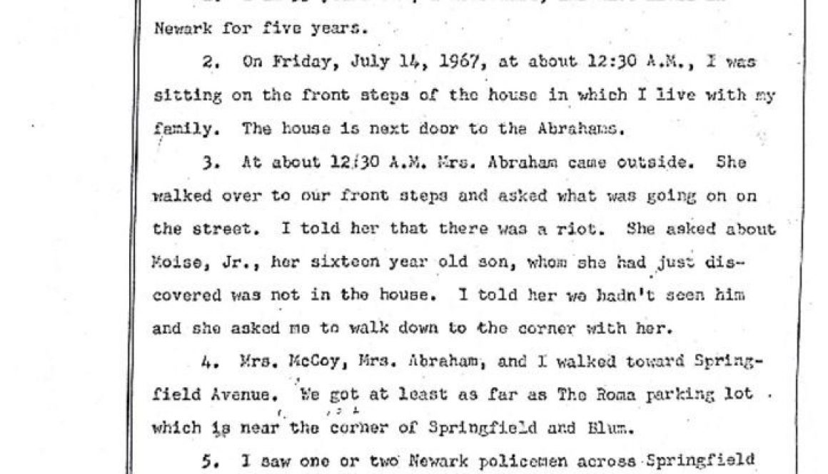 thumbnail of Ella Blount Deposition on Rose Lee Abraham
