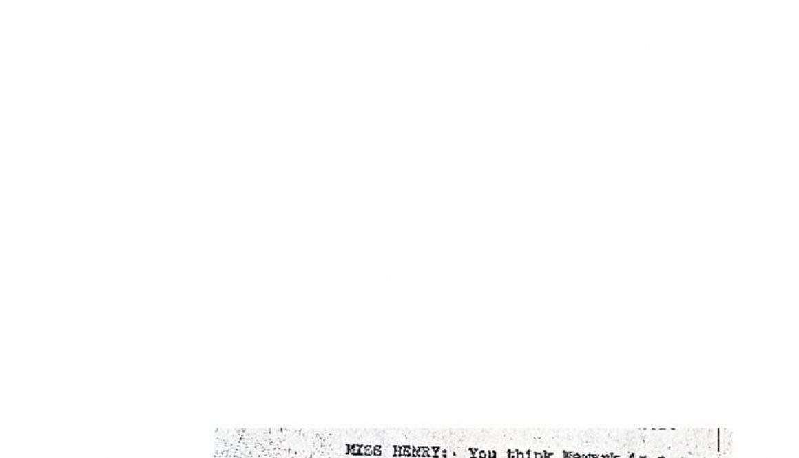 thumbnail of Frances Henry Excerpt from Blight Hearings (June 22, 1967)