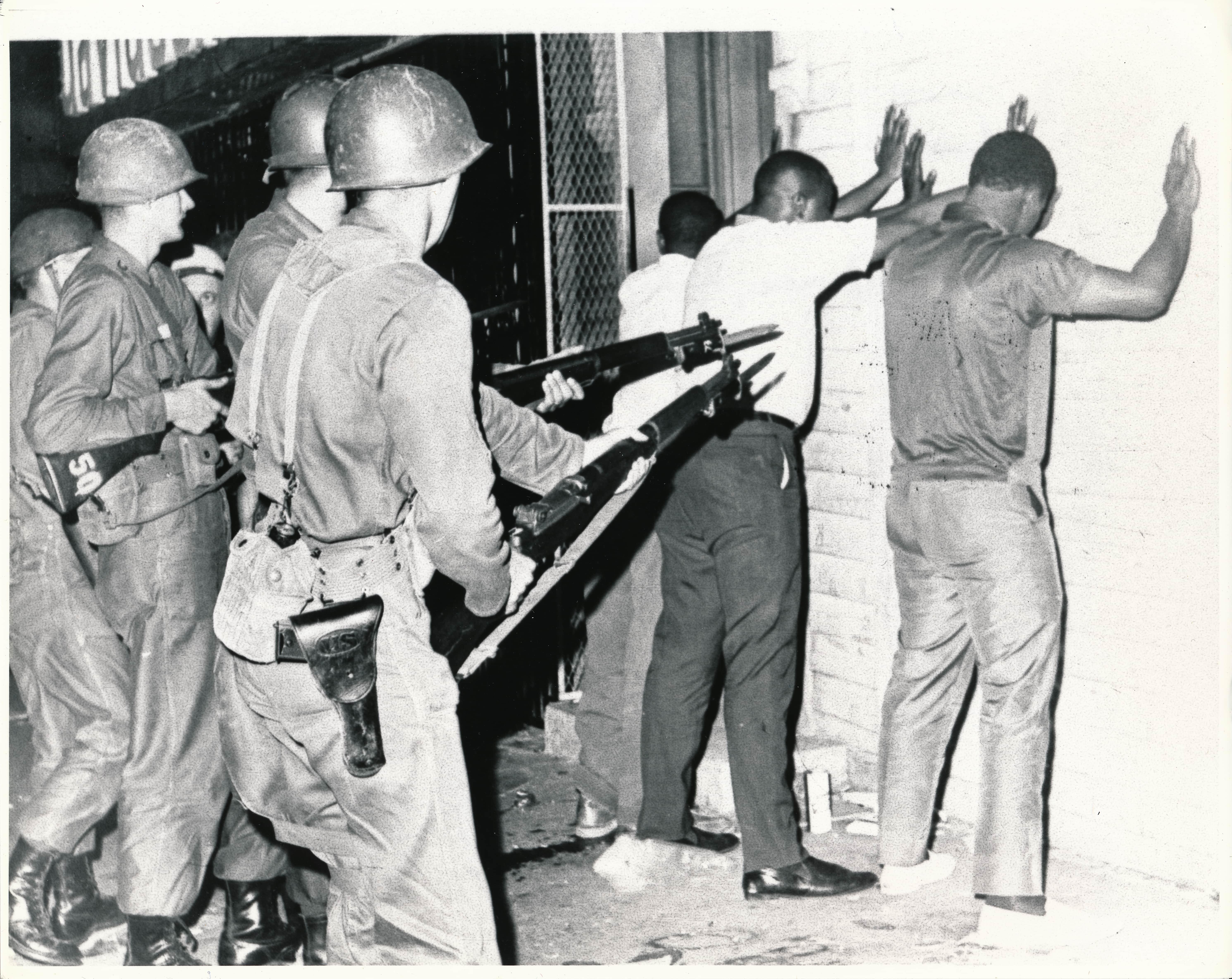 The Newark Rebellion (1967)