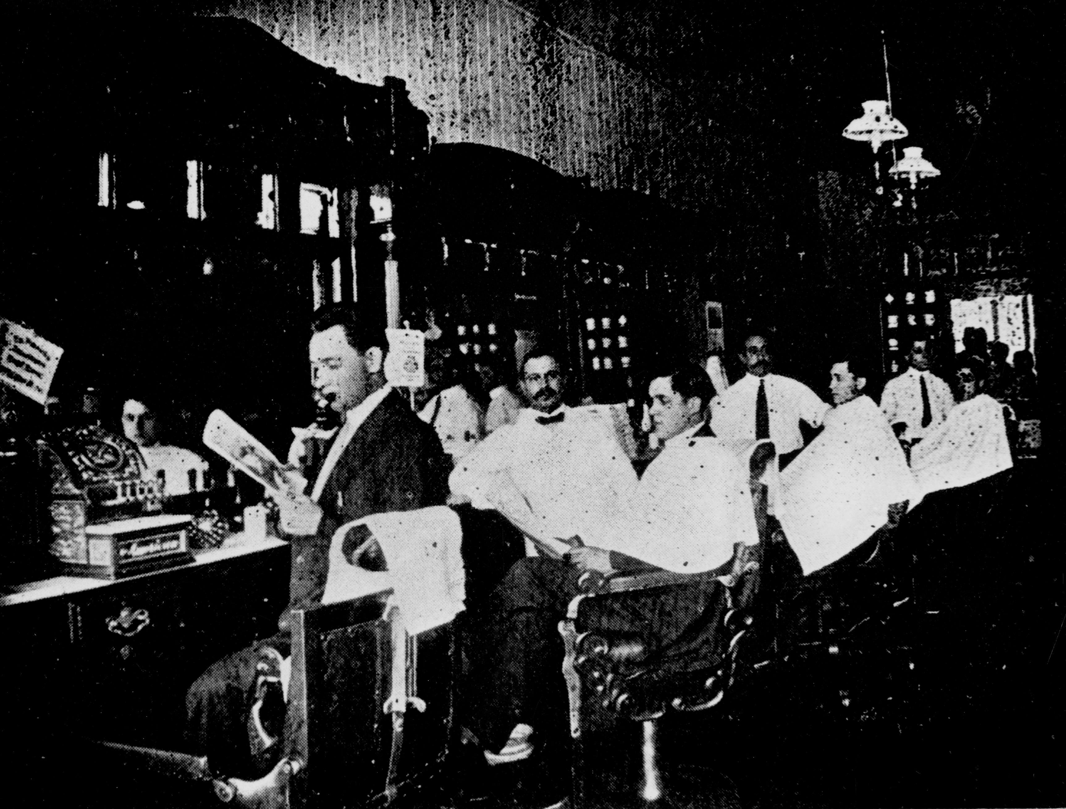 Italian Barbershop