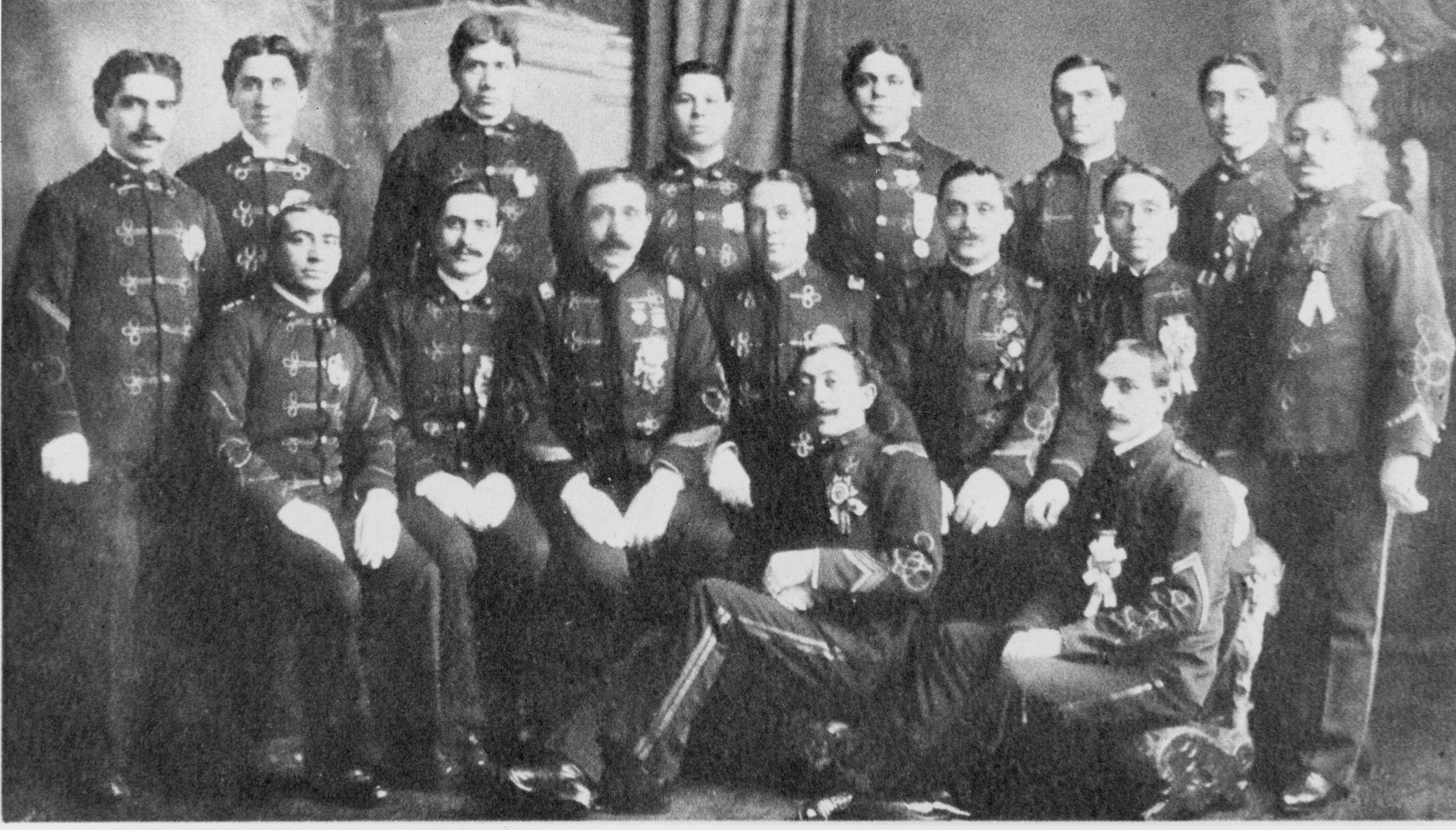 Italian Columbian Guards