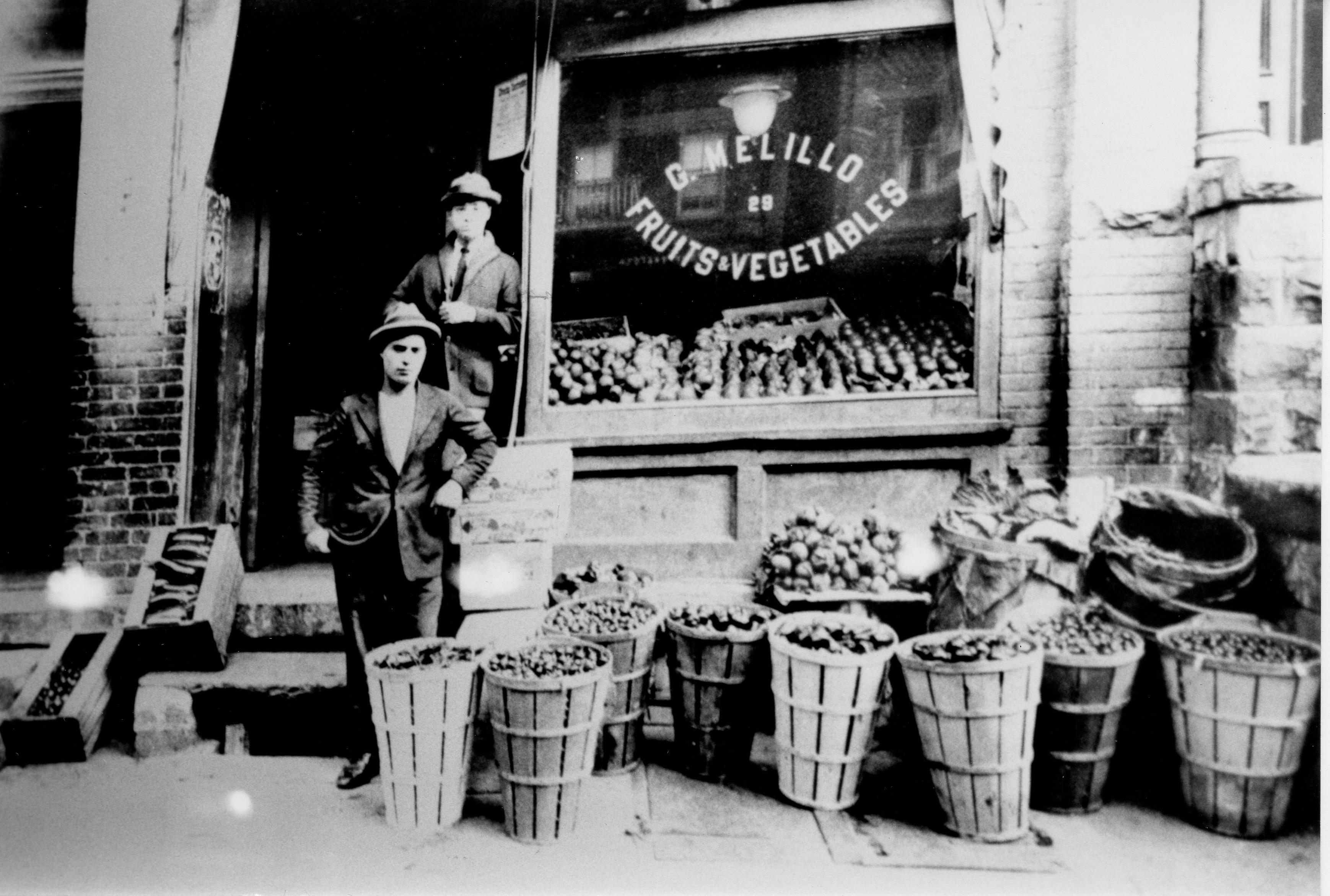 Italian Produce Store
