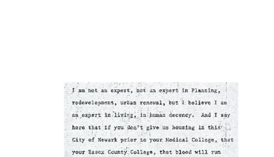 thumbnail of James Walker Excerpt from Blight Hearings (June 13, 1967)
