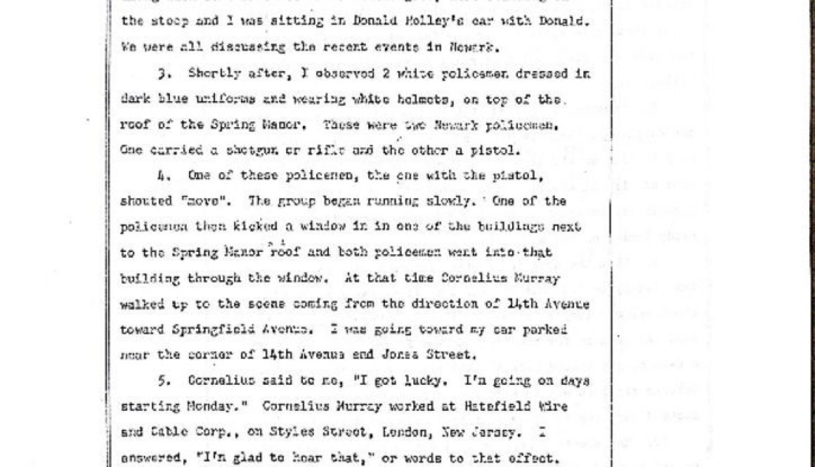 thumbnail of Jesse Koon Deposition on Cornelius Murray
