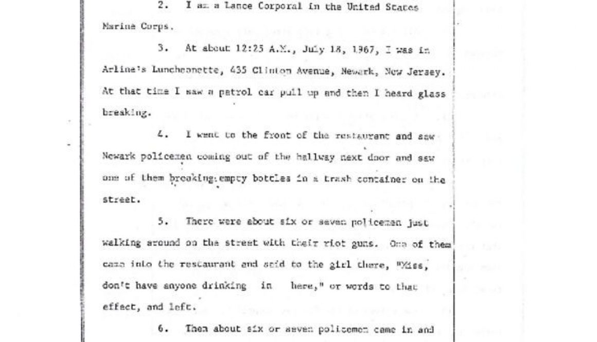 thumbnail of John Richardson Deposition on Raymond Gilmer