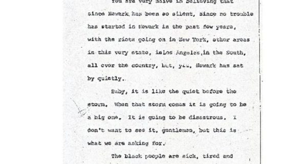 thumbnail of Joseph Brown Excerpt from Blight Hearings (June 22, 1967)
