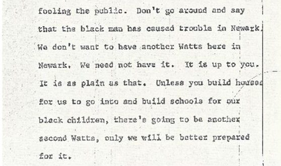 thumbnail of Louise Epperson Excerpt from Blight Hearings (June 13, 1967)