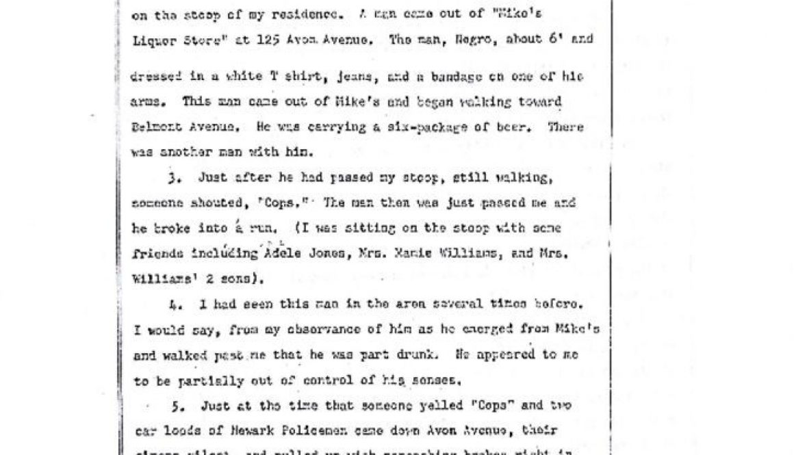 thumbnail of Maggie Hawkins Deposition on William Furr
