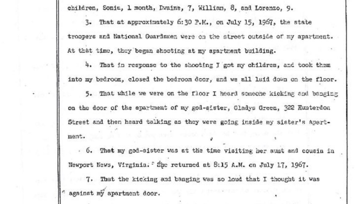 thumbnail of Margaret Carter Deposition on Eloise Spellman
