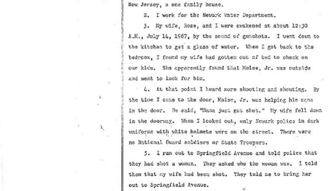 thumbnail of Moise Abraham Deposition on Rose Lee Abraham