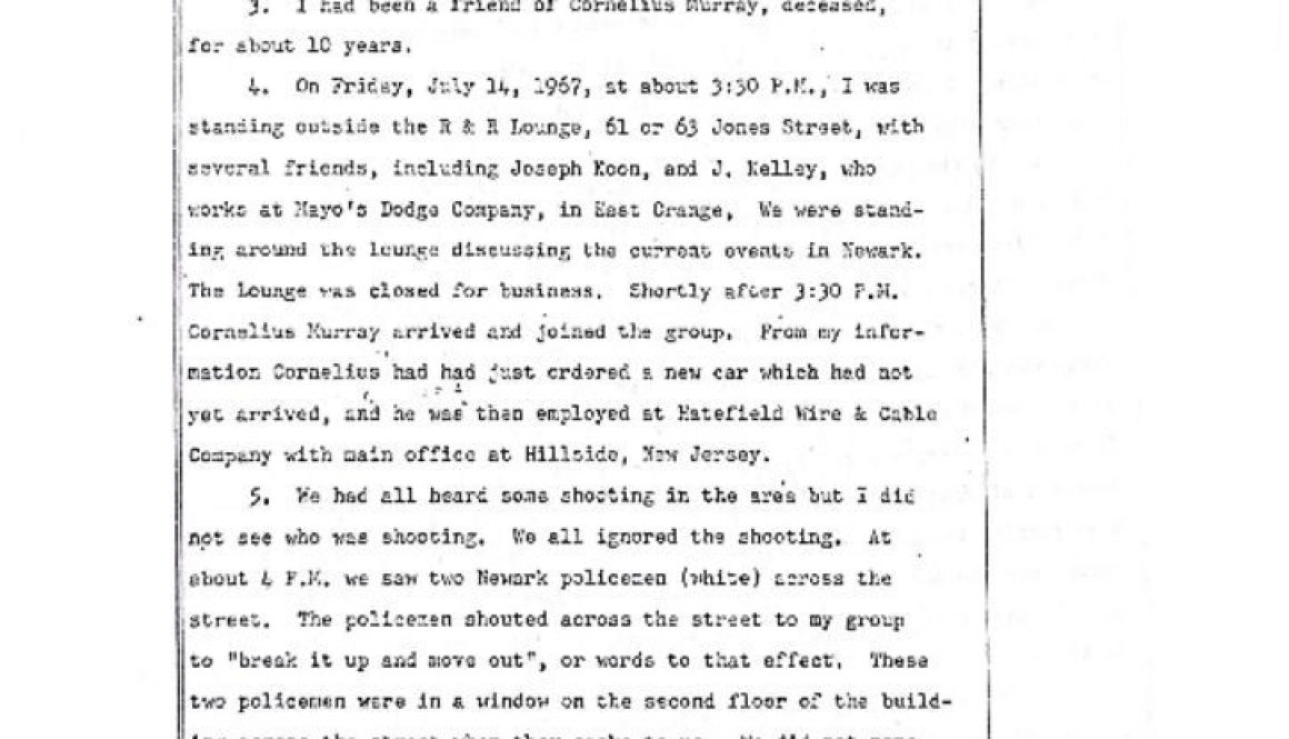 thumbnail of Morris Marsette Deposition on Cornelius Murray