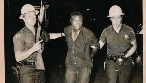 -Rioting Hits Newark Again--min