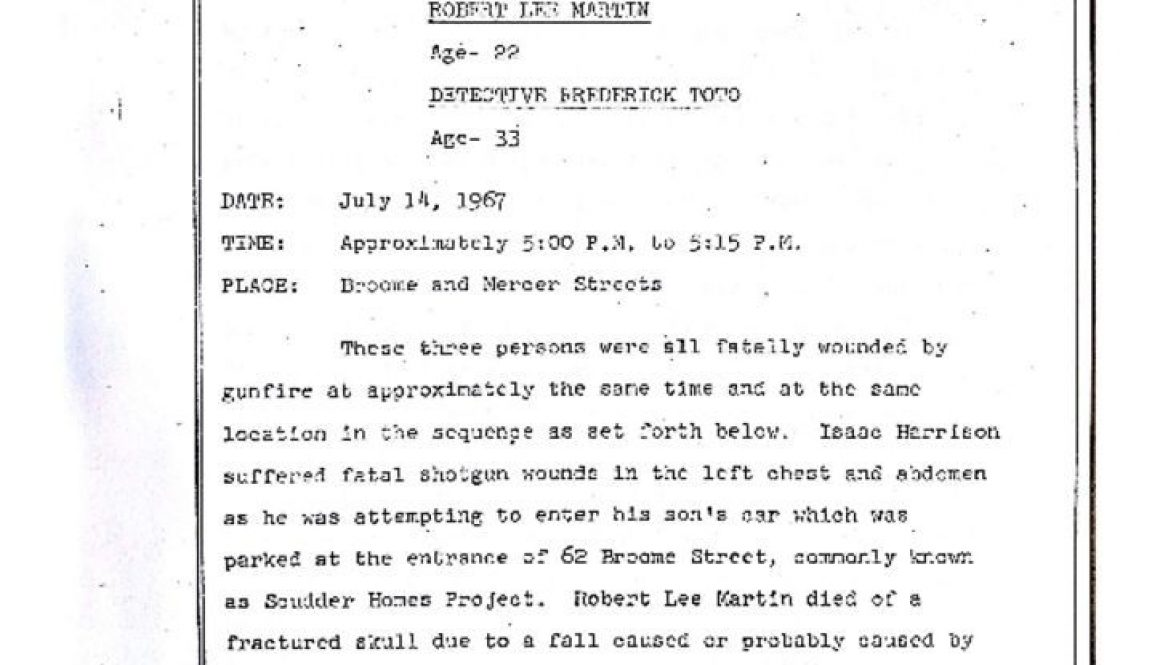thumbnail of Robert Lee Martin- Grand Jury Report