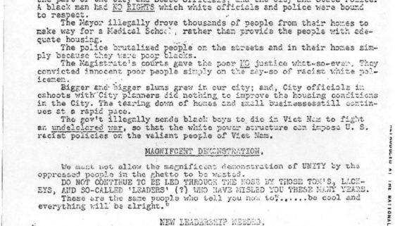 thumbnail of Vanguard Democrats Leaflet- The Riot was not in Vain, July 22, 1967-ilovepdf-compressed