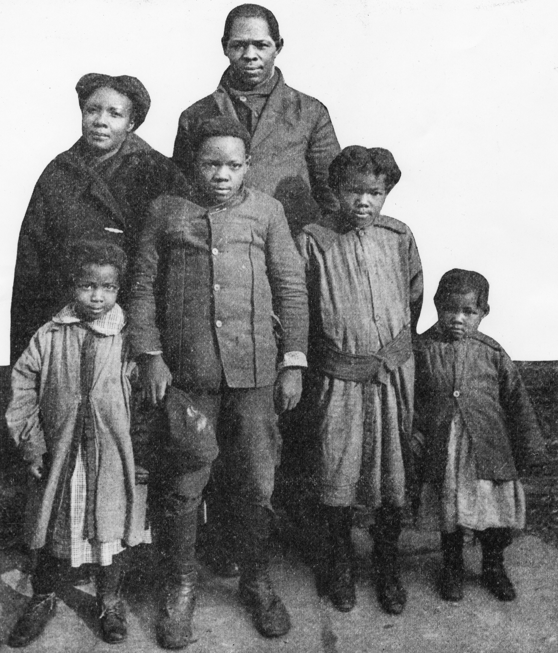 African American Family In America Pictures to Pin on ...