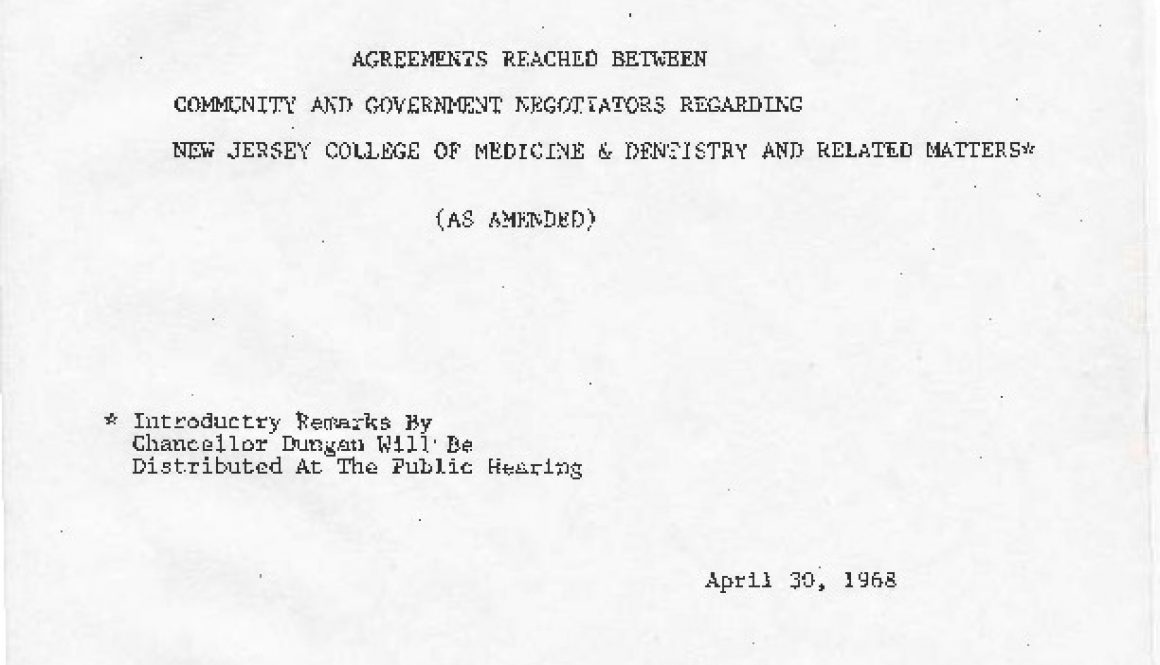 thumbnail of Agreements Reached Between Community and Government Negotiators Regarding UMDNJ and Related Matters (As Amended)- April 30, 1968-ilovepdf-compressed