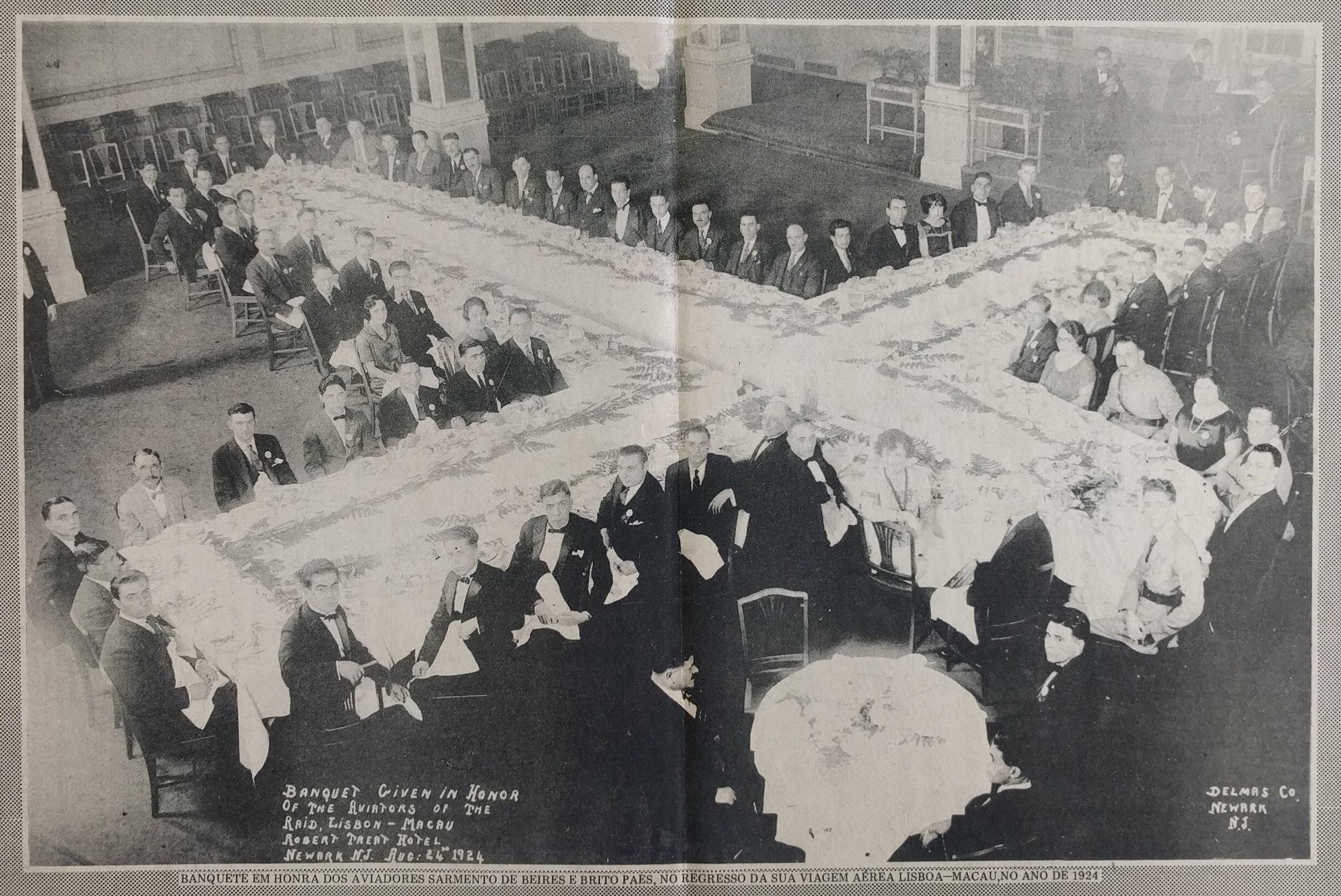 Banquet - Aviators of the Raid