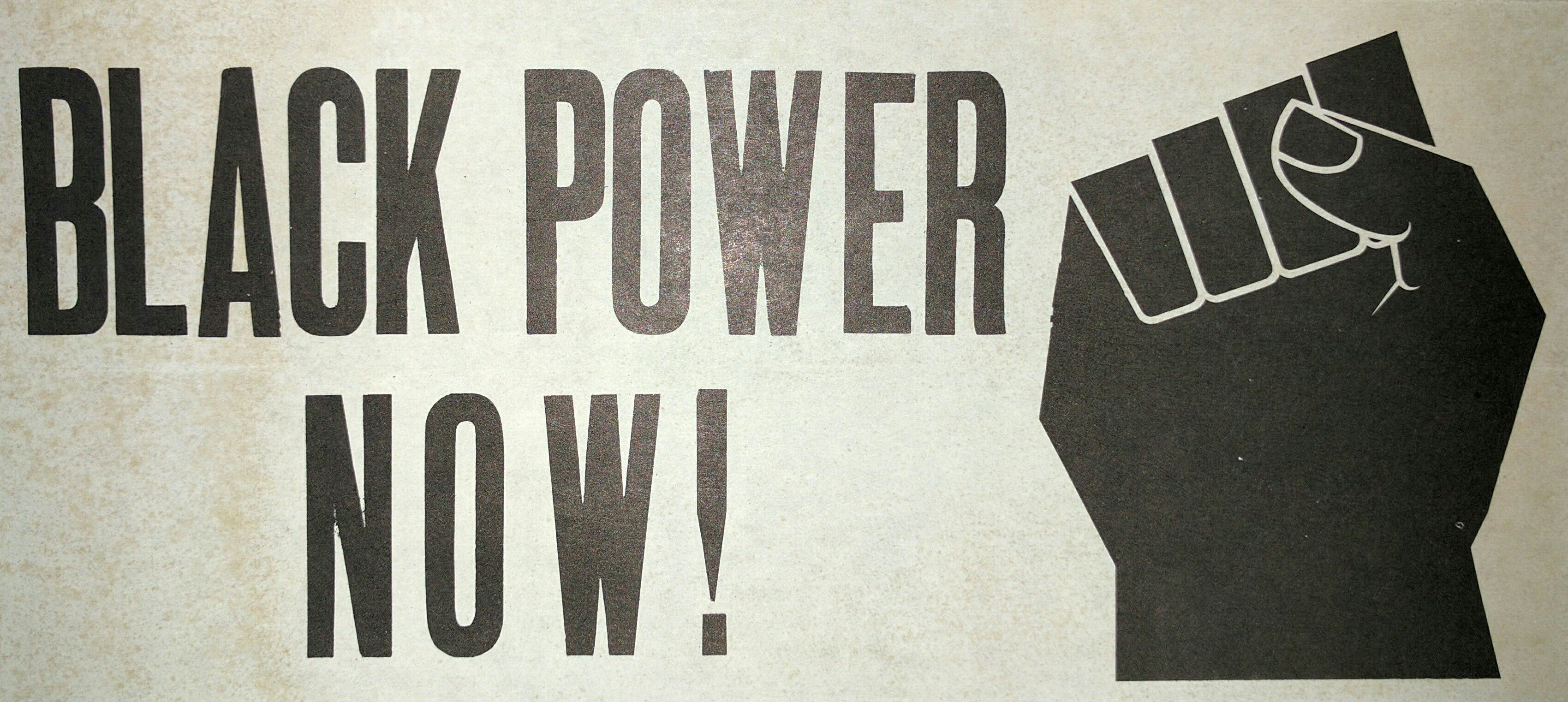 Black Power Now!