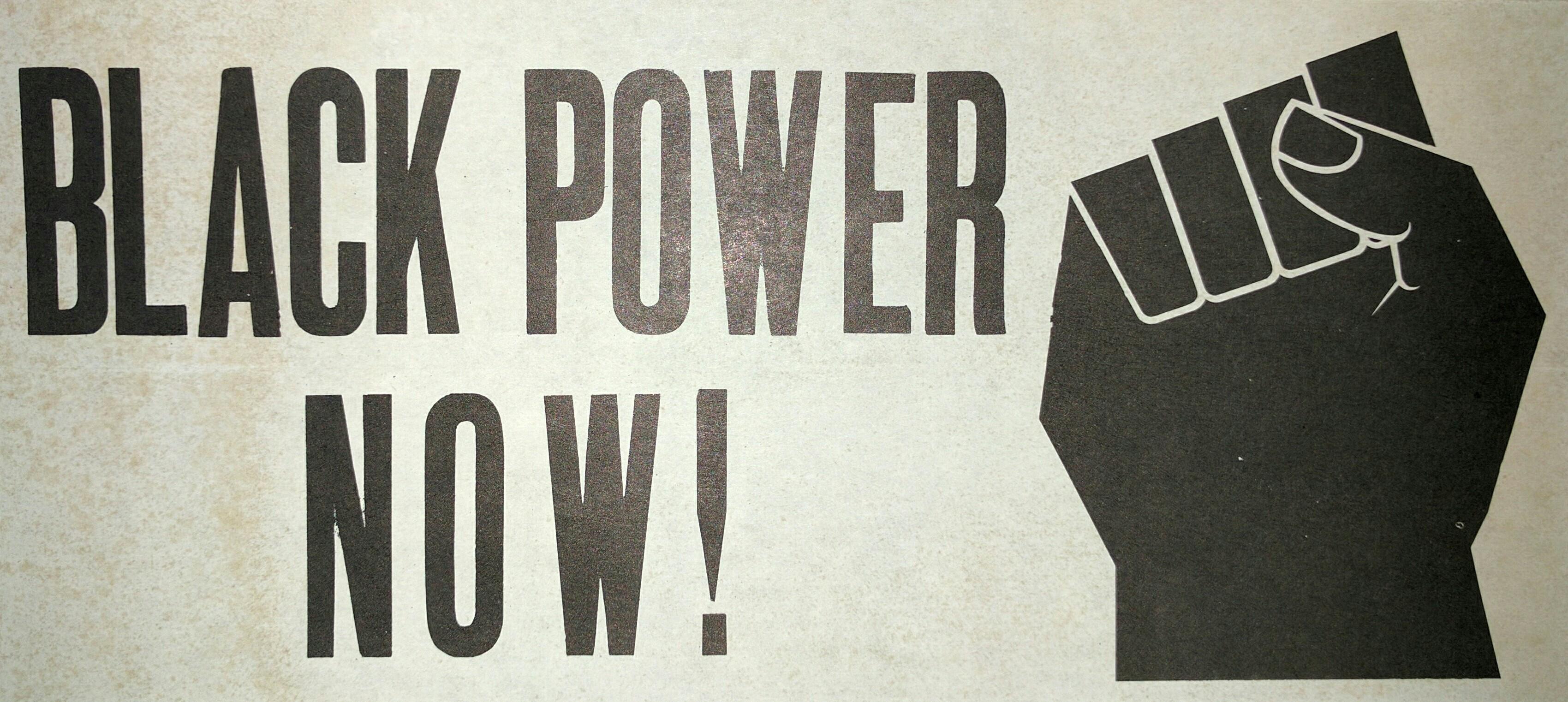 Black Power Now!