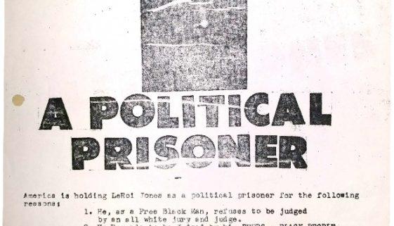 thumbnail of C-51 (Notice on Leroi Jones' Imprisonment) copy