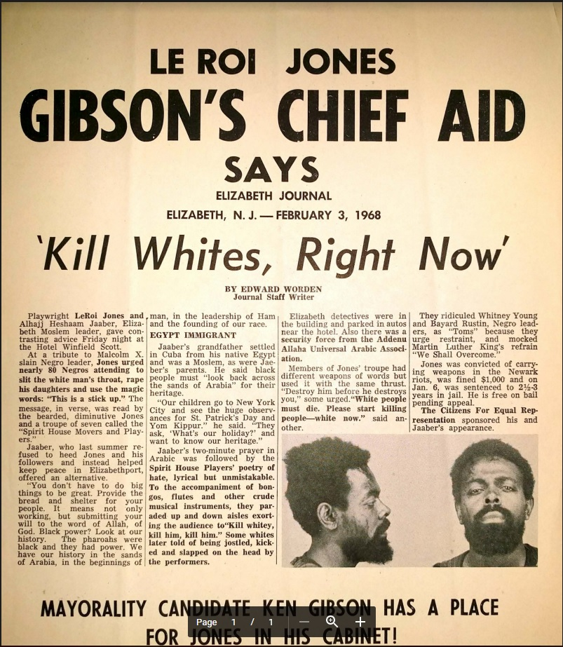 Gibson's Chief Aid
