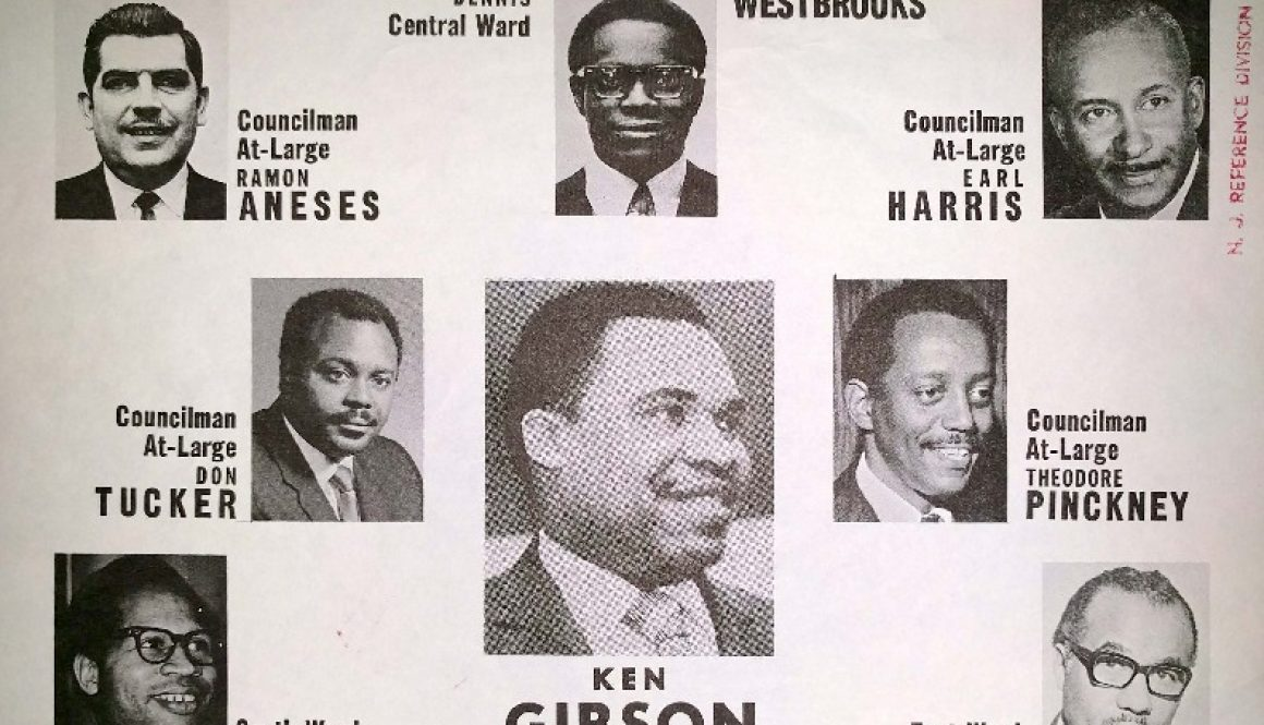thumbnail of Campaign Flyer- Vote for the Community's Choice (1970)