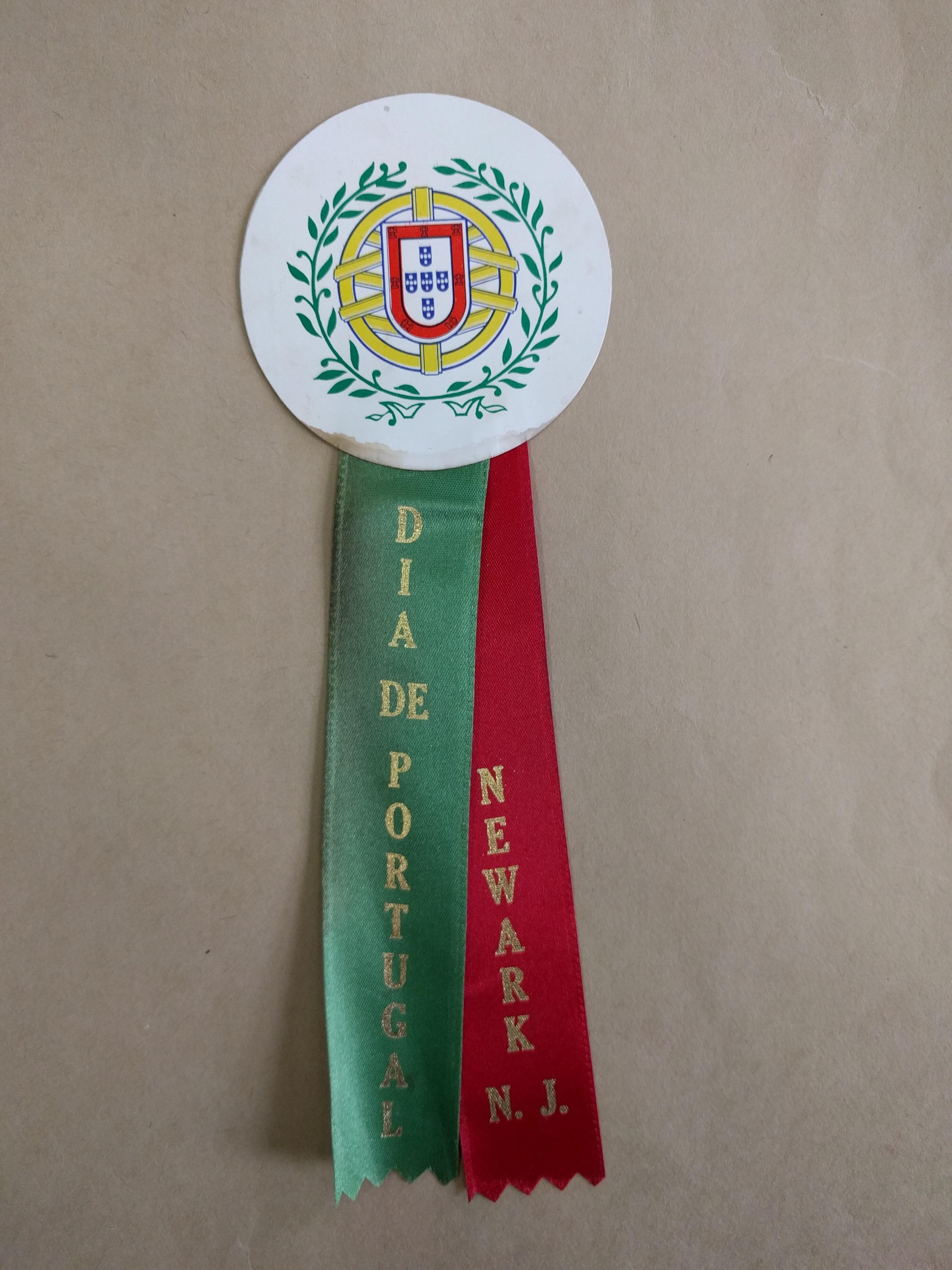 Dia De Portugal Ribbon