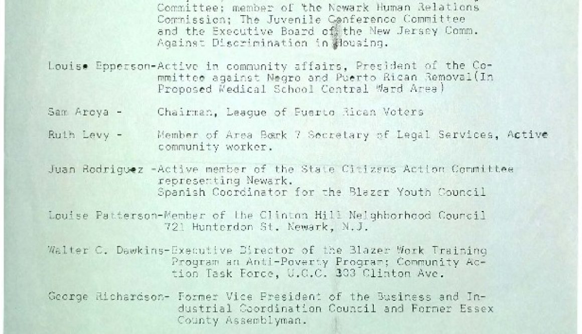 thumbnail of Flyer- Community Slate for UCC Trustee Board (Bios and Voting Instructions)