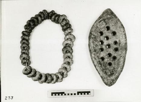 Lenni-Lenape Artifacts