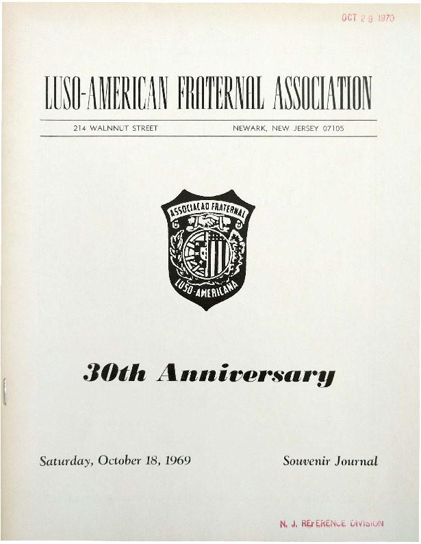 Luso-American Fraternal Association