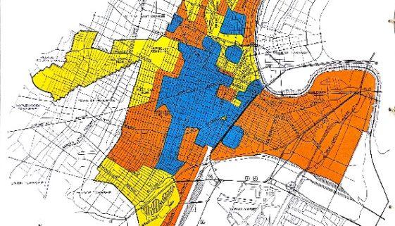 thumbnail of Map of Housing Conditions (City of Newark Community Renewal Program)