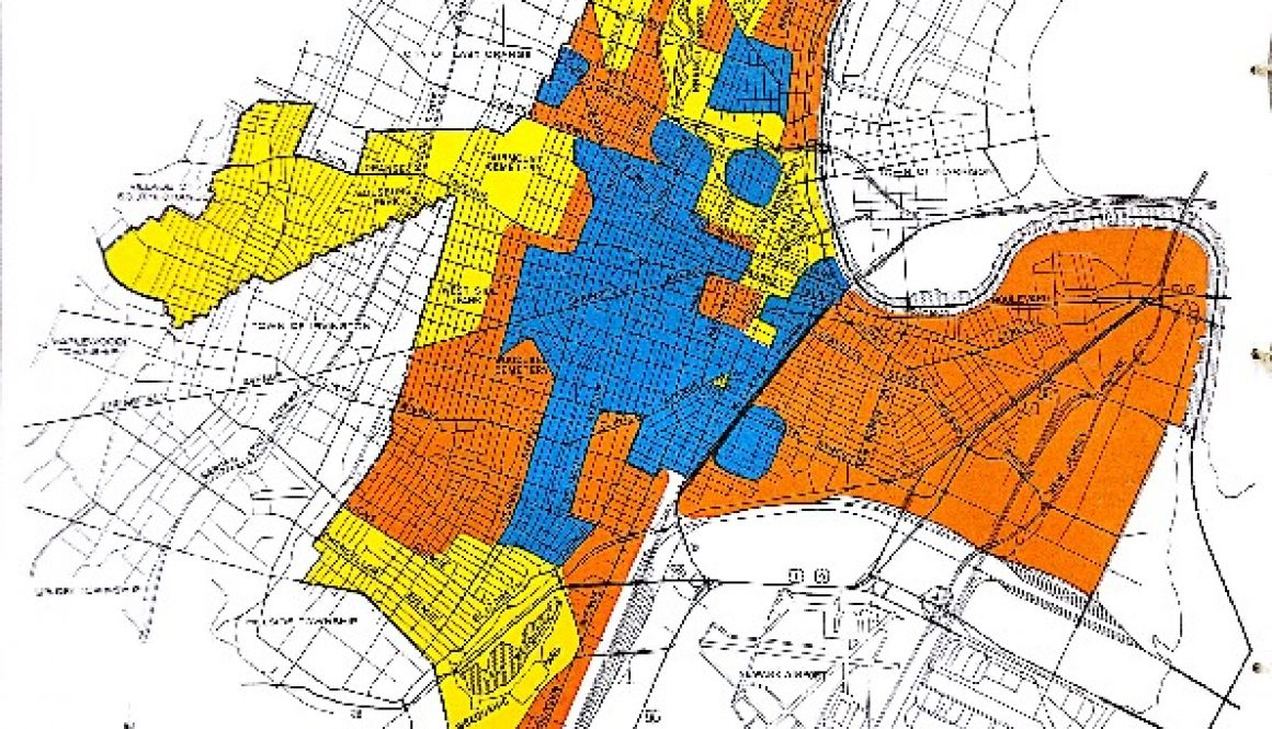 thumbnail of Map of Housing Conditions (City of Newark Community Renewal Program)