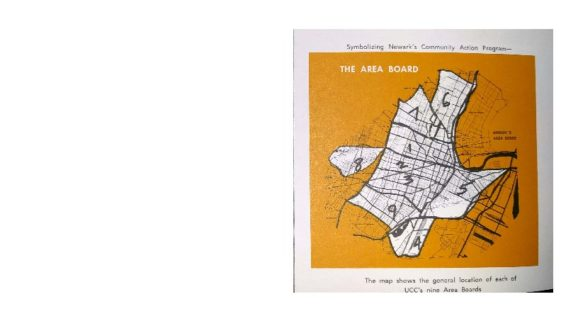 thumbnail of Map of UCC Area Boards (1966)