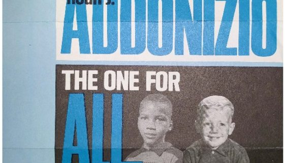 thumbnail of Mayor Addonizio Campaign Brochure (May 12, 1970)