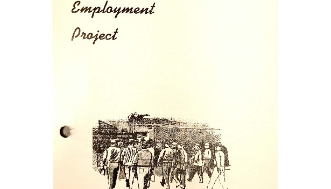 thumbnail of Newark Full Employment Project Pamphlet