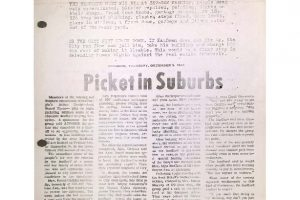 thumbnail of PAG Flyer- Picket in Suburbs (Advance Dec 9, 1965)