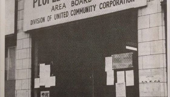 thumbnail of People's Action Group Office (UCC Area Board 3)