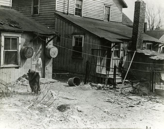 Photo of Slum Housing
