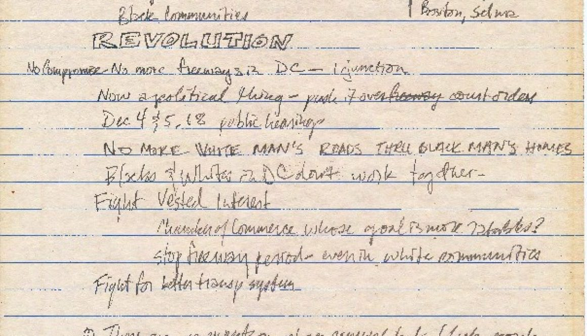 thumbnail of R.H. Booker's Notes on NAPA Highway Fight (Nov. 23, 1969)-ilovepdf-compressed
