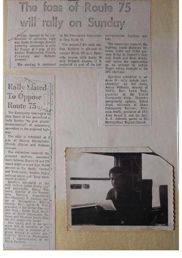 Route 75 News Clippings