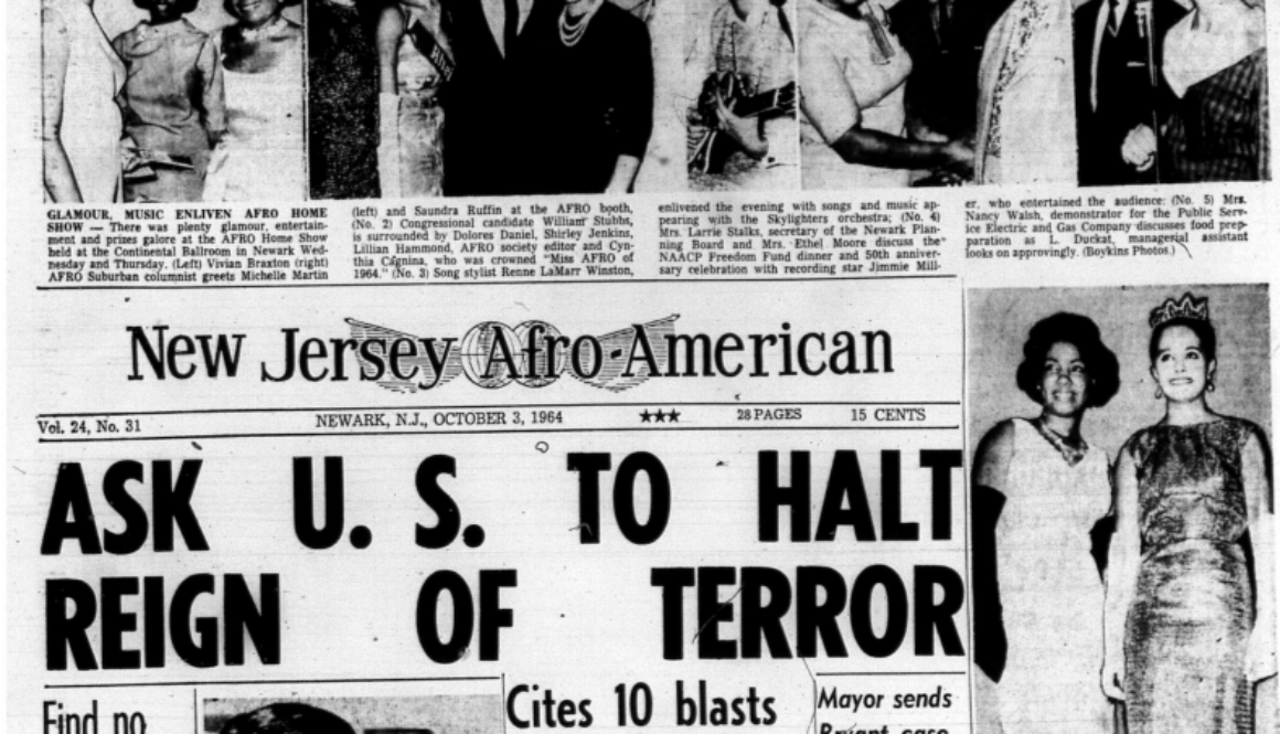 Bryant Case Sent to Grand Jury (NJ Afro-American Oct 3,1964)