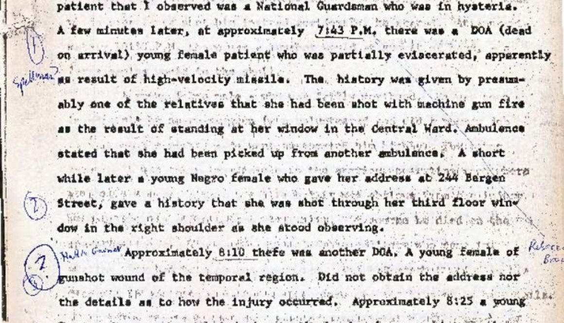 thumbnail of Transcript of Taped Interview with Dr Vernon- City Hospital (July 16, 1967)-ilovepdf-compressed