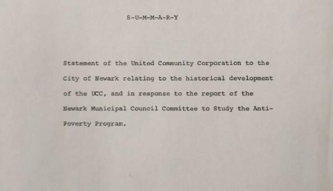 thumbnail of UCC Statement in Response to the Report of the Newark Municipal Council Committee to Study the Anti-Poverty Program (Dec. 23, 1965)-ilovepdf-compressed