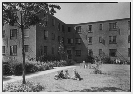 Bradley Court Housing Project