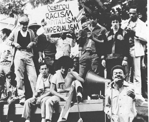 Amiri Baraka Speaks at Puerto Rican Rally (1974)