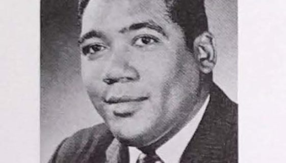 Portrait of George Richardson, 1969